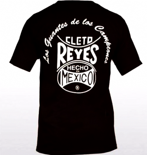 Cleto Reyes T-shirt - Black